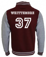 BEACON HILLS LACROSSE WHITTEMORE VARSITY - INSPIRED BY TEEN WOLF